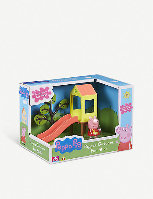 PEPPA PIG: Peppa's Outdoor Fun assorted playset