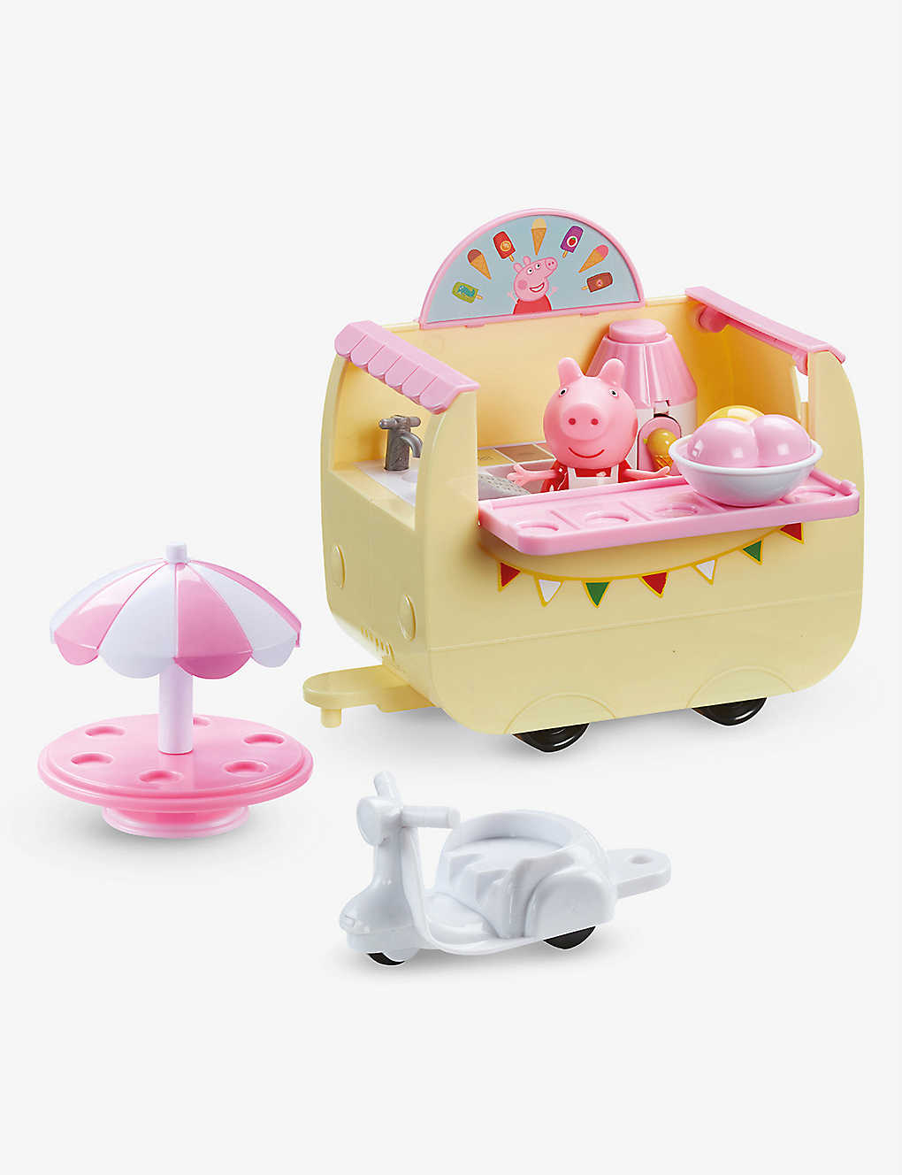 PEPPA PIG: Ice cream van playset