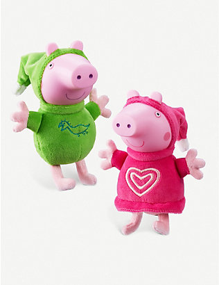 PEPPA PIG: Glow Friends assorted figures