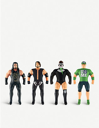 POCKET MONEY: Mini Stretch WWE assorted figures