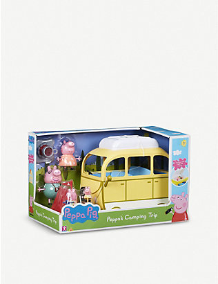 PEPPA PIG: Camper Van toy set