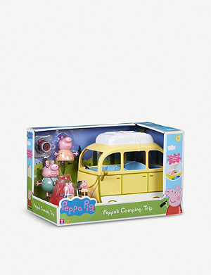 PEPPA PIG Camper Van toy set