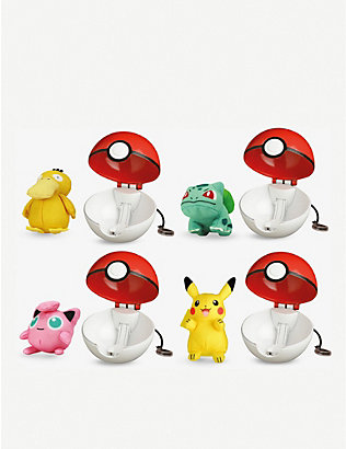 POKEMON: Poké Ball Pop Action toy assortment