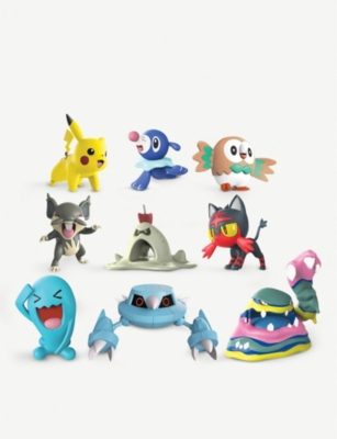 POKEMON Battle figure