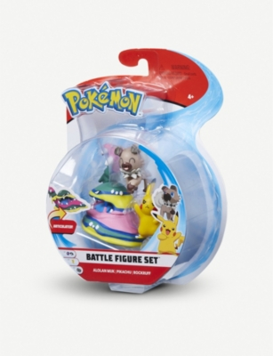 POKEMON Battle 3 Figure pack