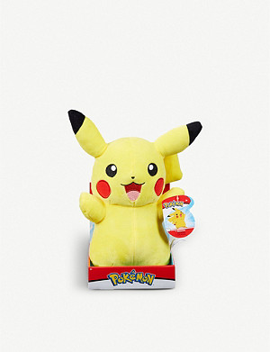 POKEMON Pikachu soft toy 30cm