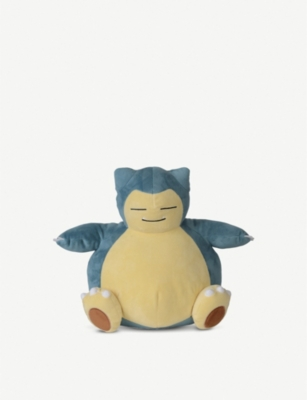 POKEMON Snorlax soft toy 30cm