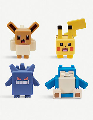 POKEMON: Pokémon Quest assorted vinyl figures