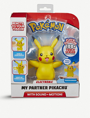 POKEMON Electronic My Partner Pikachu toy