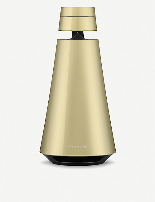 BANG & OLUFSEN Beosound 1 with Google Voice Assistant portable wireless speaker