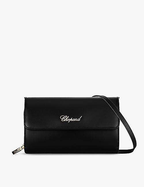 CHOPARD: Tokyo leather shoulder bag