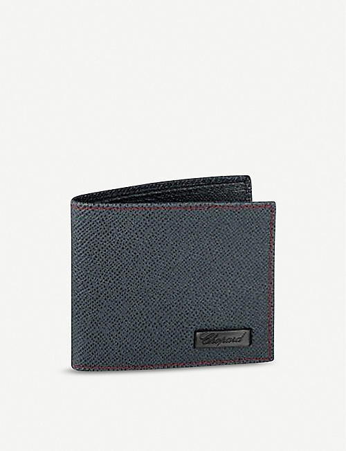 CHOPARD Il Classico Mini leather wallet