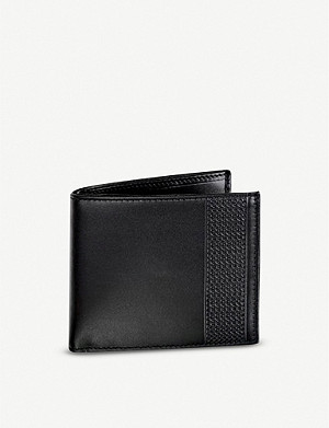 CHOPARD Racing small leather wallet