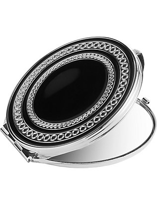 VERA WANG @ WEDGWOOD: With love noir compact mirror