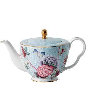 WEDGWOOD Cuckoo fine bone china teapot 1l