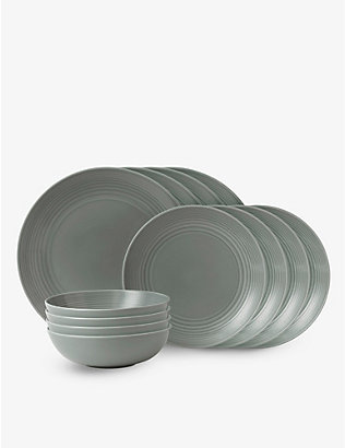 ROYAL DOULTON: Gordan Ramsay Maze 12-piece dinner set