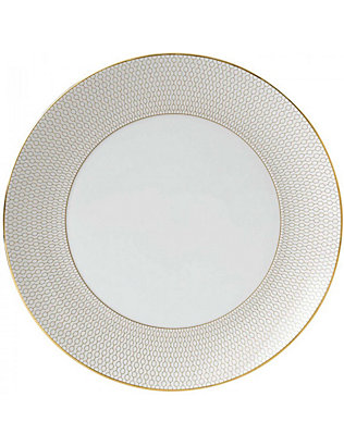 WEDGWOOD: Arris china dinner plate 28cm