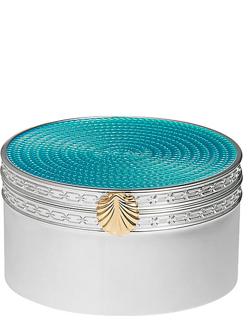 VERA WANG @ WEDGWOOD: Treasures seashell treasure box