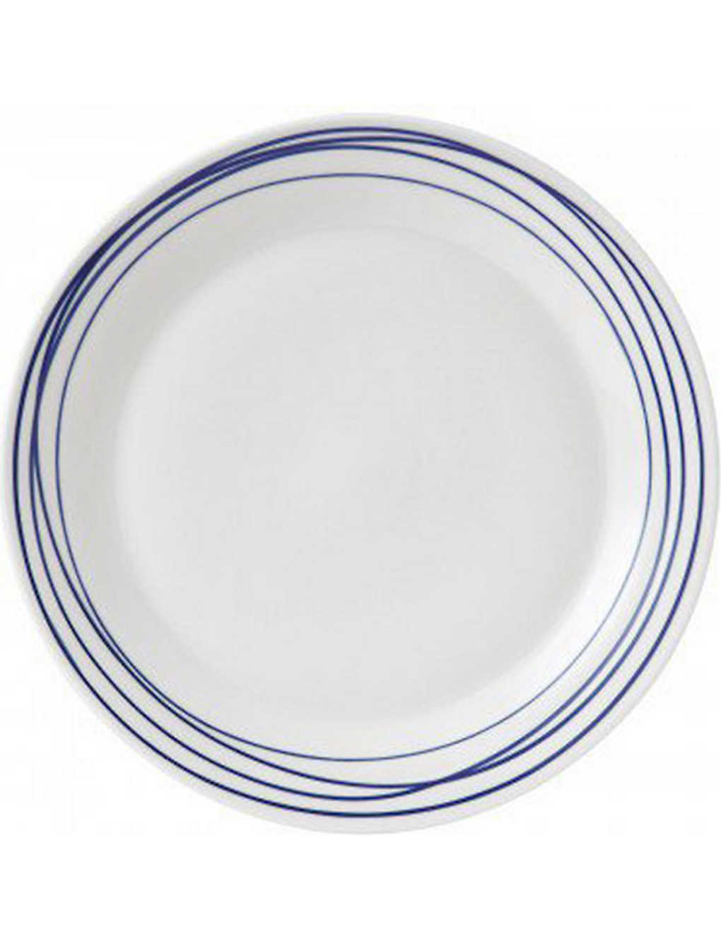 ROYAL DOULTON: Pacific Lines dinner plate 28cm