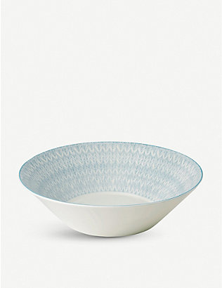 ROYAL DOULTON: Pastels porcelain serving bowl 29cm