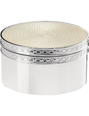 VERA WANG @ WEDGWOOD With love nouveau pearl treasure box