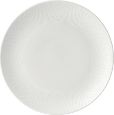 VERA WANG @ WEDGWOOD Gio fine bone china plate 28cm