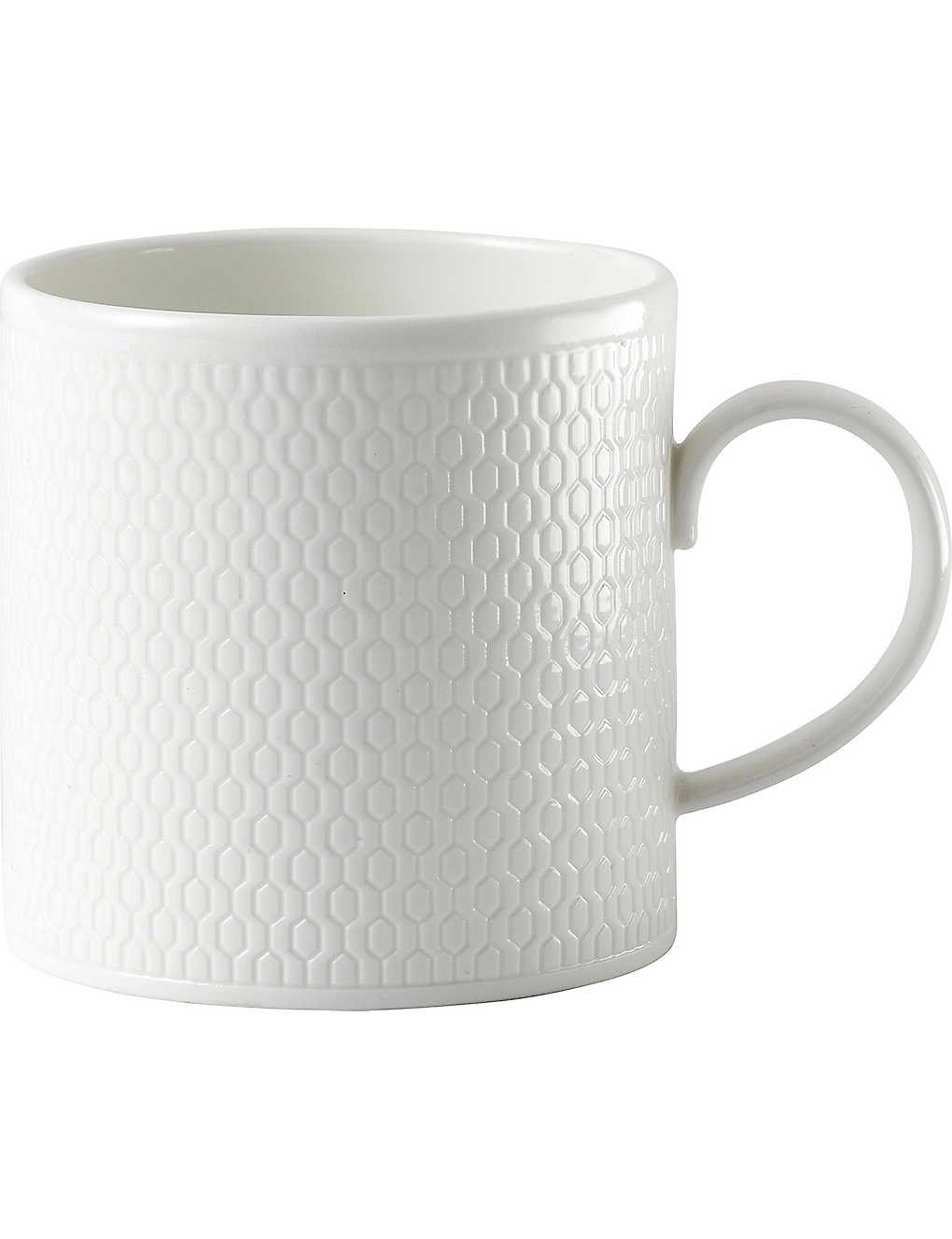 WEDGWOOD: Gio fine bone china mug 300ml