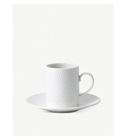 d90c6707a38 VERA WANG   WEDGWOOD - Gio fine bone china espresso cup and saucer ...