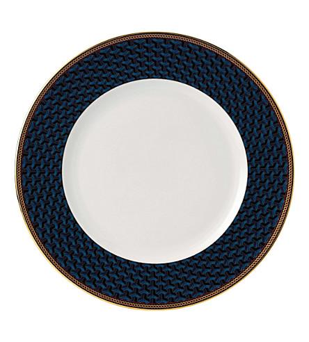 Wedgwood Byzance Fine Bone China And 22ct Gold Salad Plate