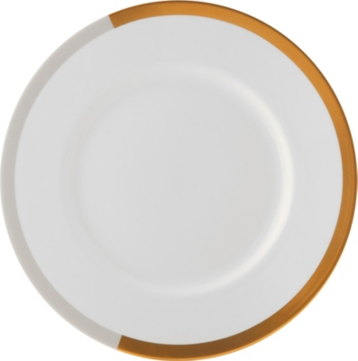 VERA WANG @ WEDGWOOD Castillon fine bone china salad plate 20cm