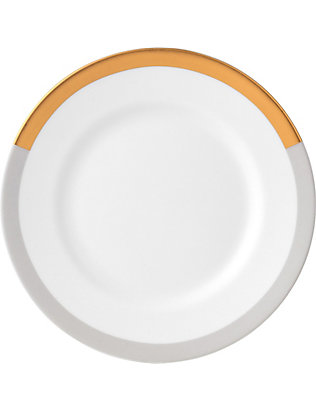 VERA WANG @ WEDGWOOD: Castillon fine bone china bread and butter plate 15cm