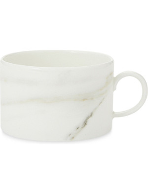 VERA WANG @ WEDGWOOD Venato Imperial china teacup