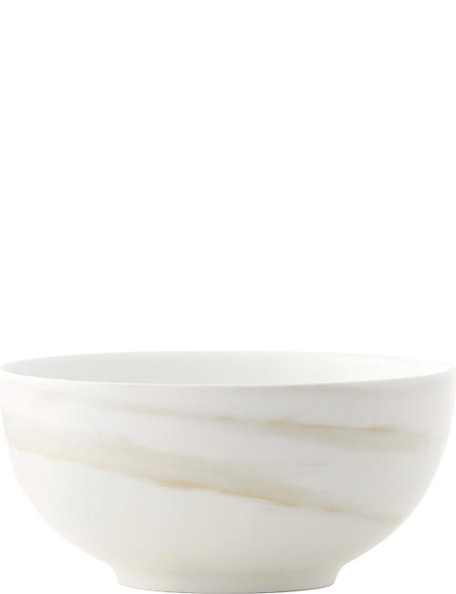 VERA WANG @ WEDGWOOD: Venato Imperial china bowl 15cm