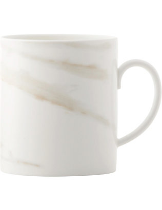 VERA WANG @ WEDGWOOD: Venato Imperial china mug