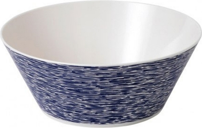 ROYAL DOULTON Pacific melamine serving bowl 24cm
