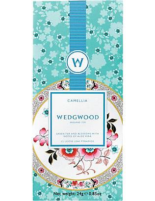 WEDGWOOD: Wonderlust Camellia tea 24g