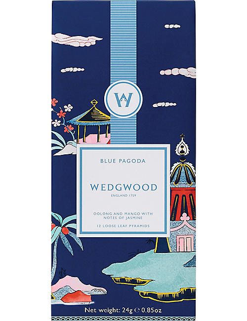 WEDGWOOD Wonderlust Blue Pagoda tea 24g