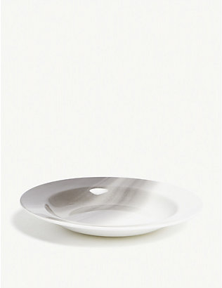 VERA WANG @ WEDGWOOD: Degradee soup plate