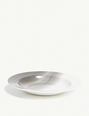 VERA WANG @ WEDGWOOD Degradee soup plate
