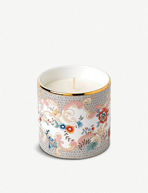 VERA WANG @ WEDGWOOD Wonderlust Rococo Flowers candle