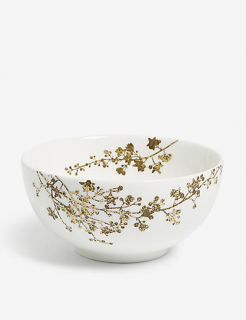VERA WANG @ WEDGWOOD: Jardin china bowl 15cm