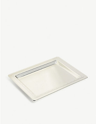 VERA WANG @ WEDGWOOD: Vera Wang With Love sentiment tray