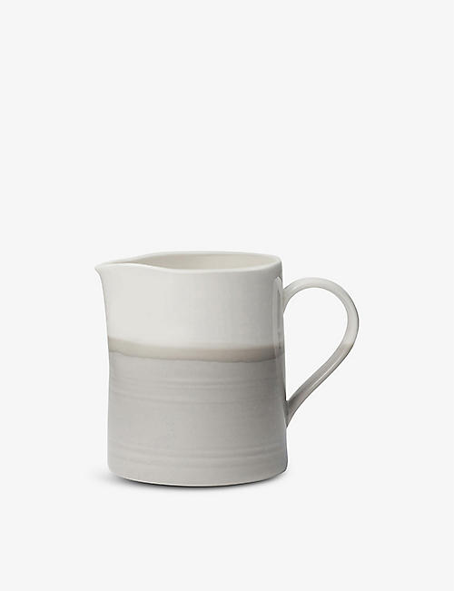 ROYAL DOULTON: Coffee Studio porcelain frothing jug 580ml