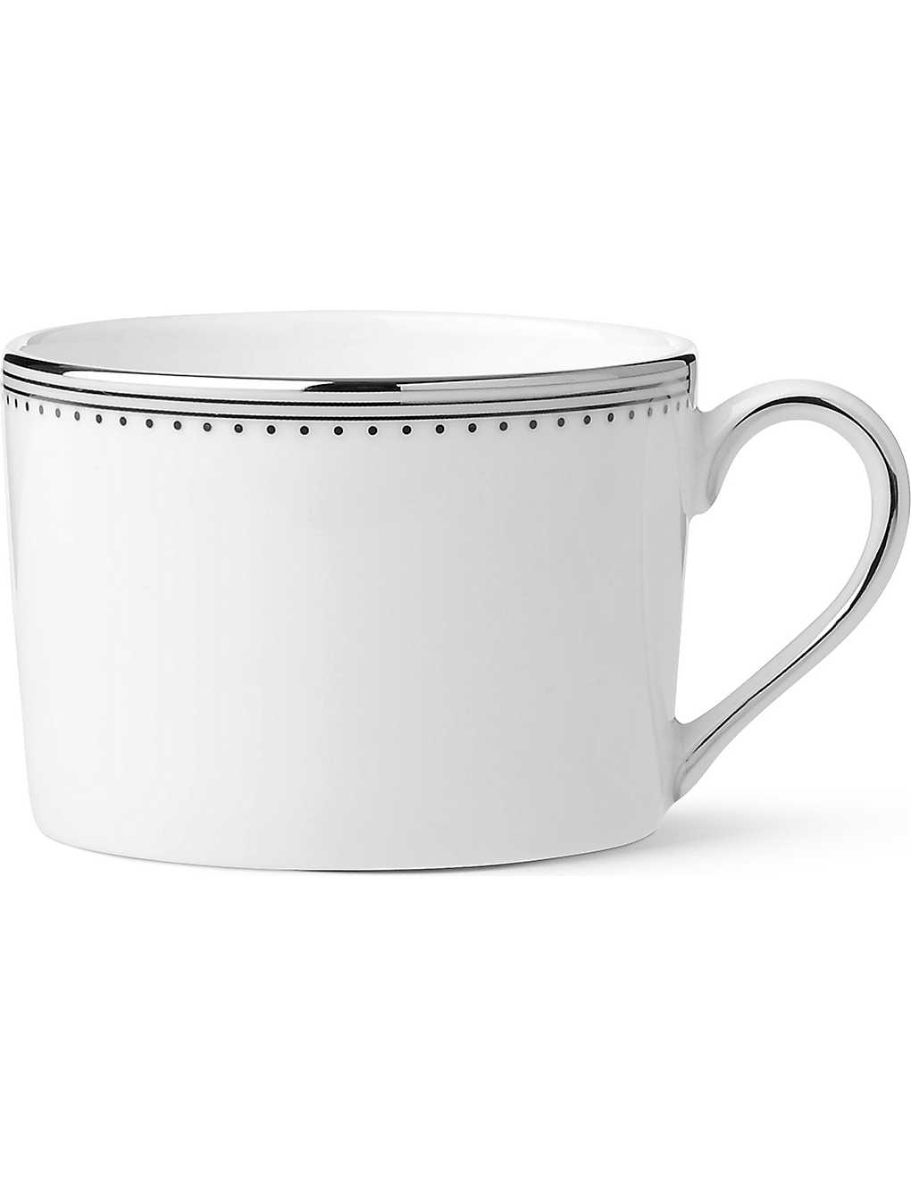 VERA WANG @ WEDGWOOD: Grosgrain teacup