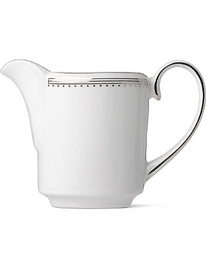 VERA WANG @ WEDGWOOD Grosgrain cream jug