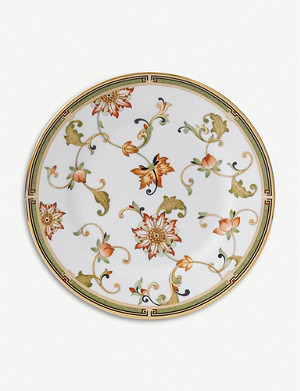 WEDGWOOD Oberon fine bone china accent plate 20cm
