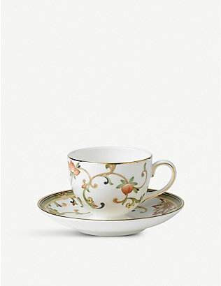 WEDGWOOD: Oberon china teacup