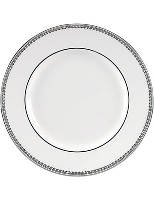 VERA WANG @ WEDGWOOD: Lace Platinum plate 15cm