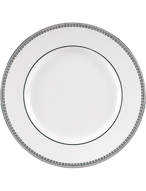 VERA WANG @ WEDGWOOD Lace Platinum plate 15cm