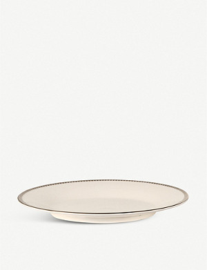 VERA WANG @ WEDGWOOD Lace Platinum sauce boat stand